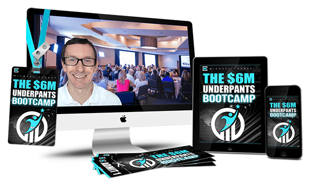 $6M Underpants Bootcamp
